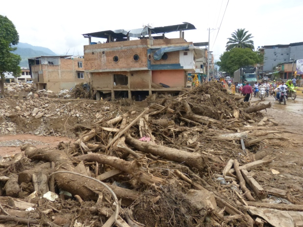 Comunicado: Agradecimiento por apoyo Humanitario enMocoa